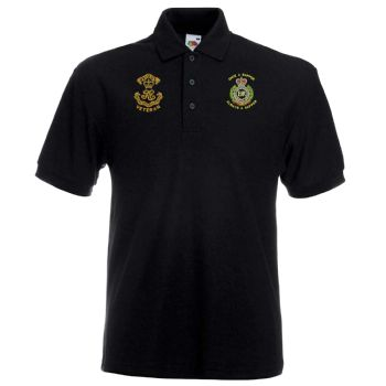 Once a Sapper/Cypher Embroidered Polo Shirt